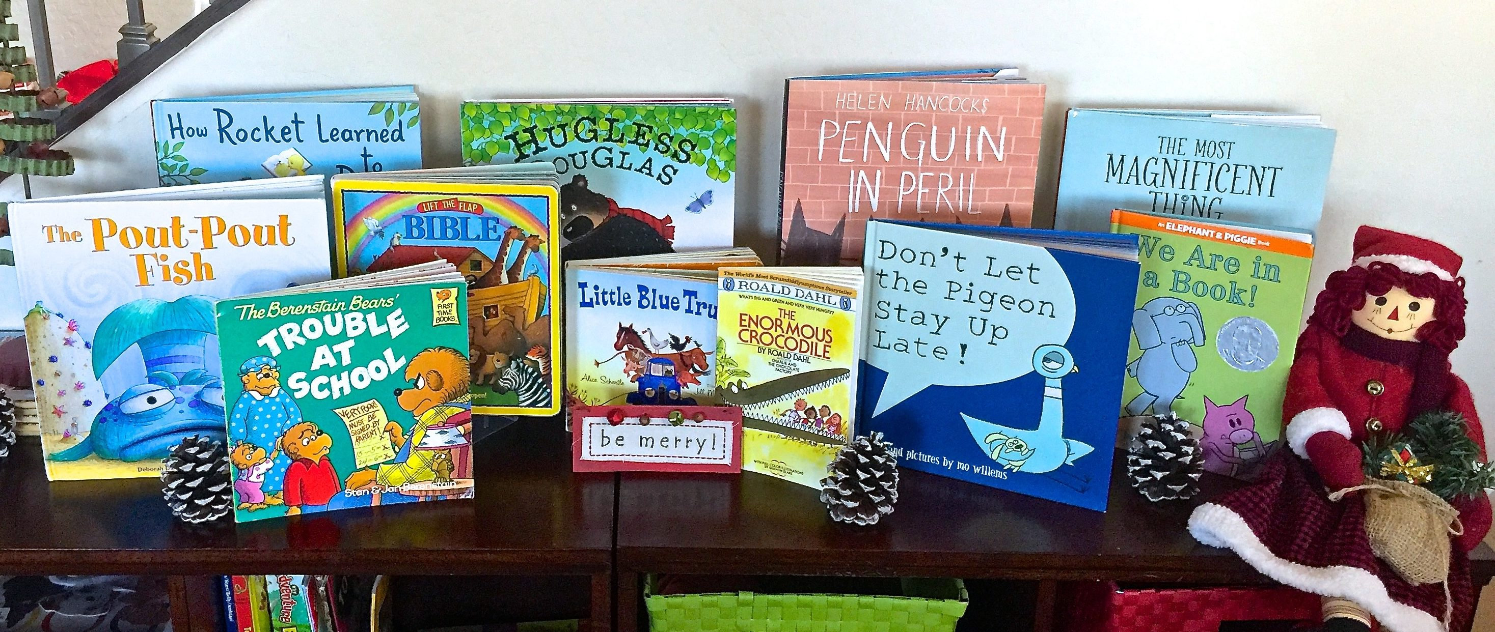 Children's Picture Book Christmas Gift Ideas (that Parents Will Love to Read too)